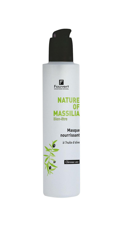 Masque Nourrissant A L'Huile D'Olive - Nature Of Massilia - Bien-Etre - 100ml