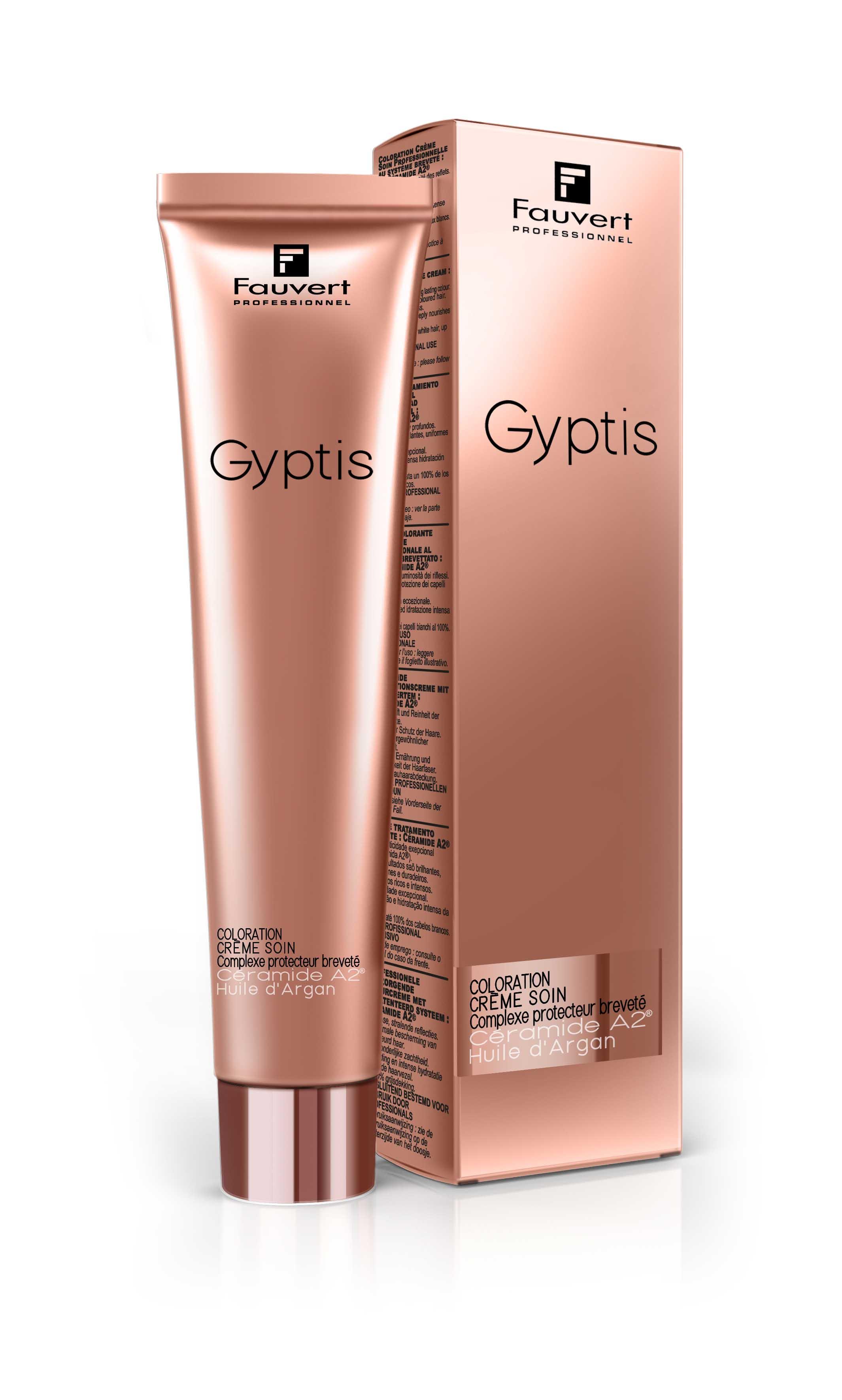Gyptis - Creme Soin Colorante - Haarfarbe - 100ml