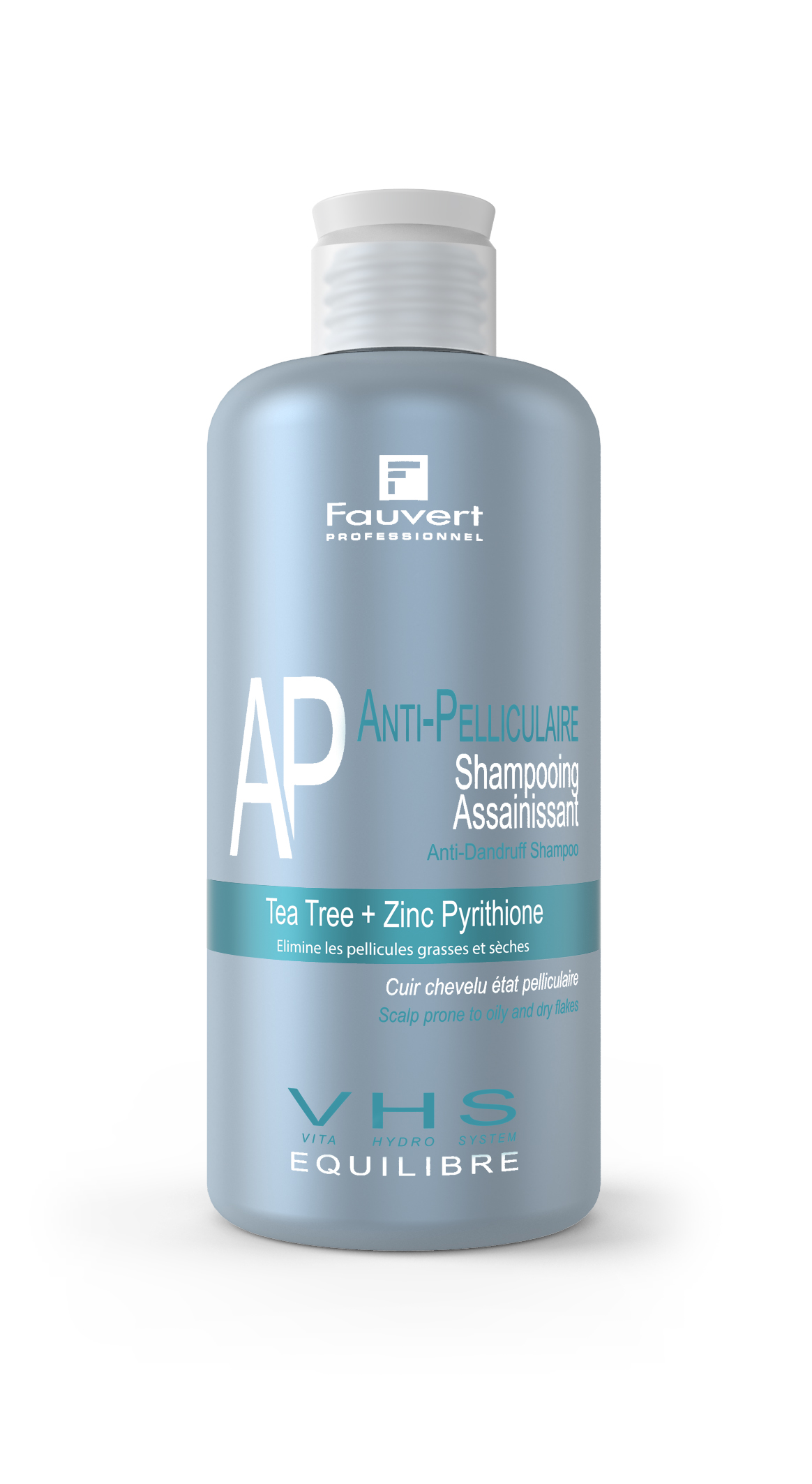 Shampooing Anti Pelliculaire - Vita Hydro-System - Equilibre - 250ml / 1000ml