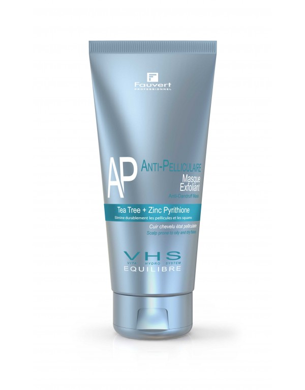 Ant-Schuppen Maske - Masque Exfoliant - Vita Hydro-System - Anti-Pelliculaire - 200 ml
