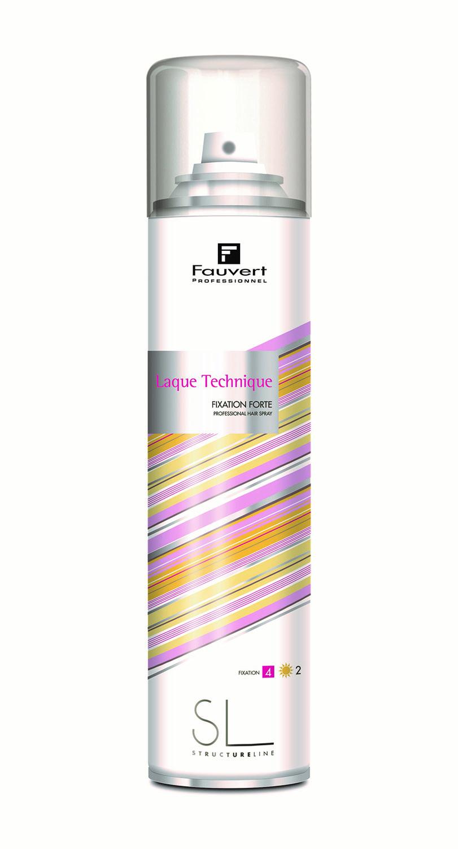 Fixation Forte 4 - Structure Line - Laque Technique - 300ml / 750ml