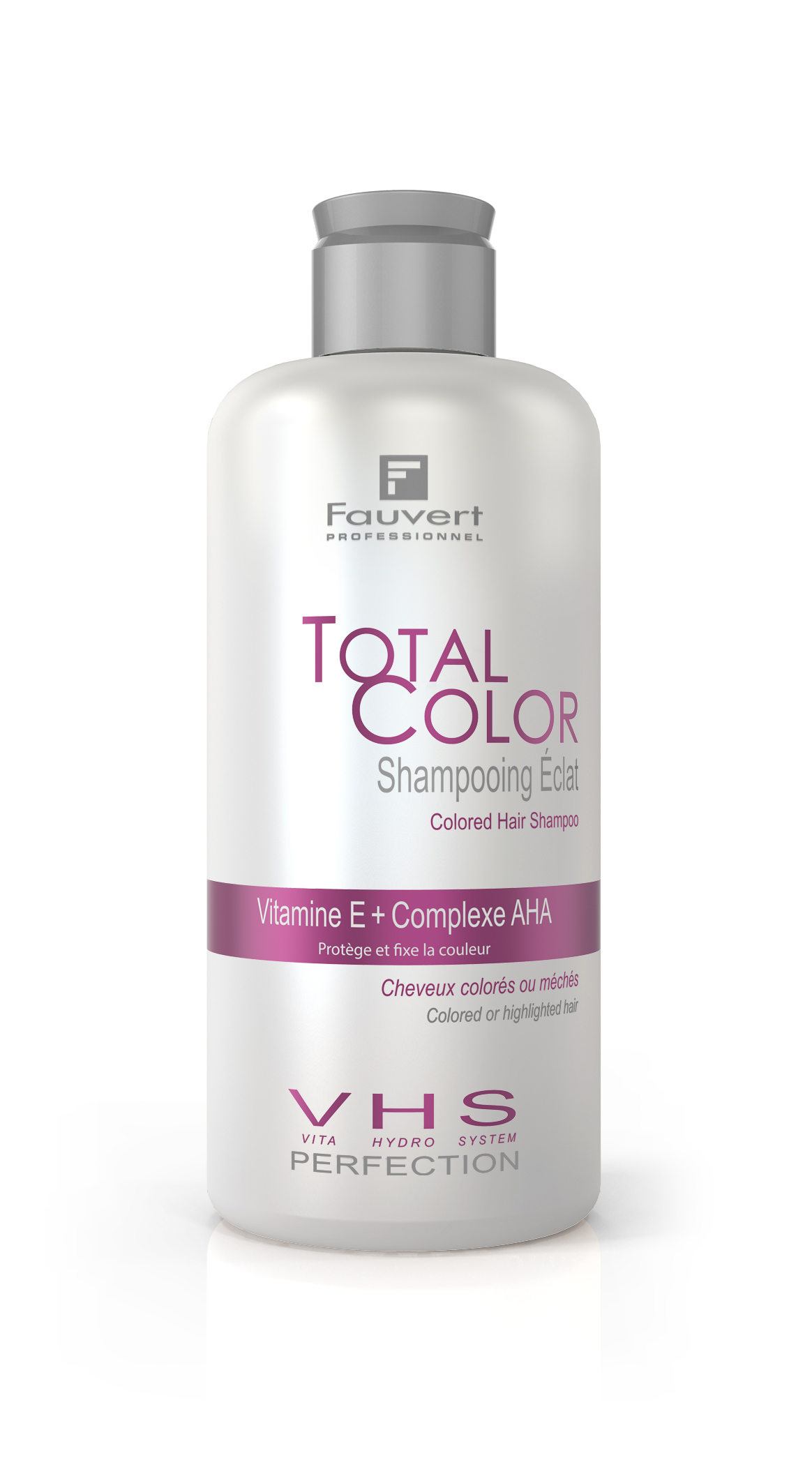 Shampooing Eclat Doux - Colored Hair Shampoo - Vita Hydro-System - Total Color - 250ml / 1000ml