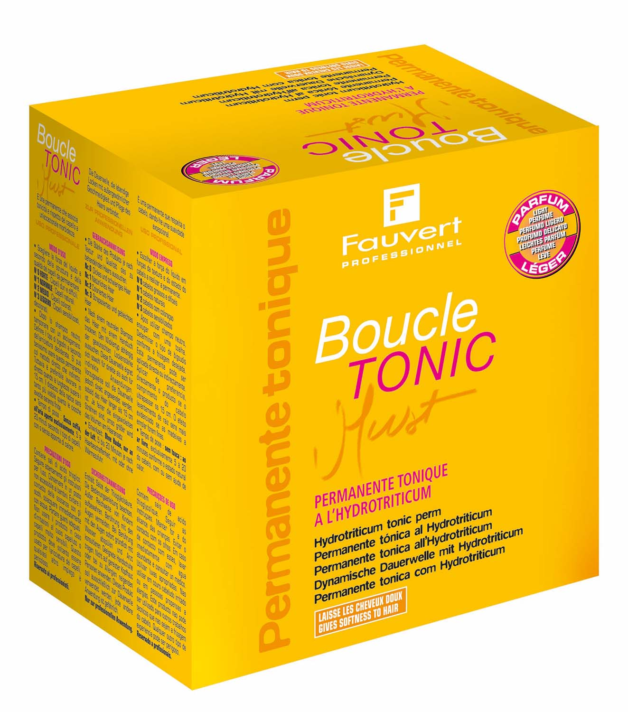 Permanent Boucle Tonic Must 0 / 1 / 2 / 3 - 125ml