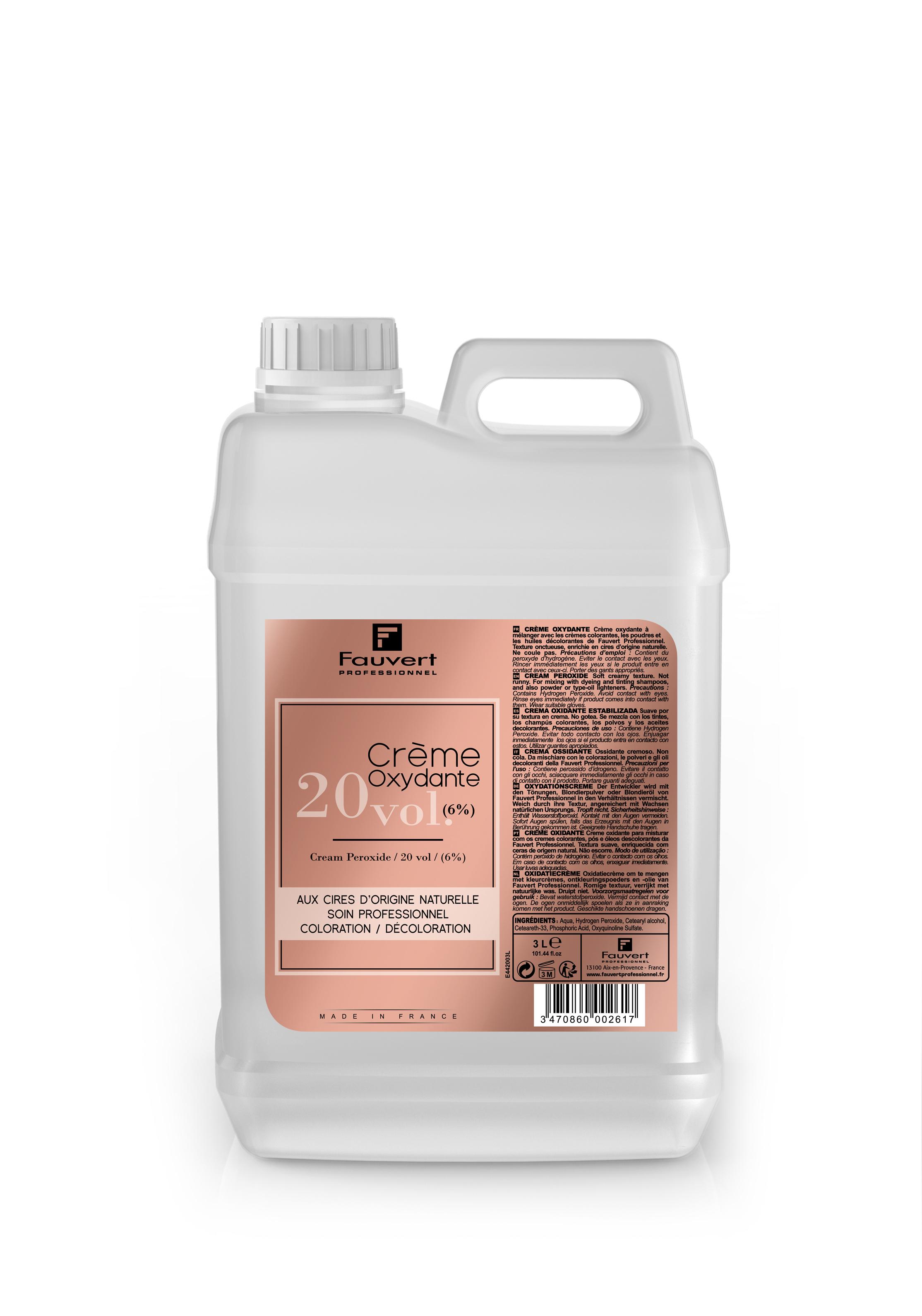 Oxydant - 6% - 3000ml